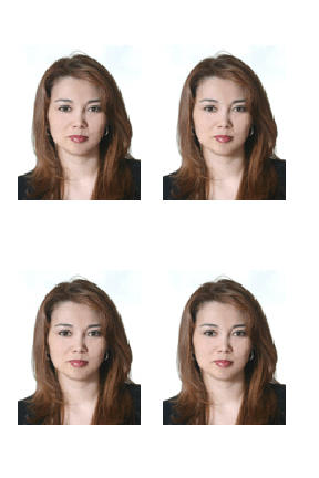 how to get a digital passport size photo
